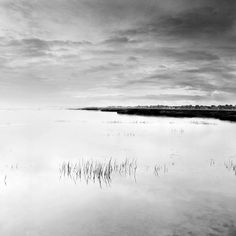 Landscape Photography. Sylt by Michael Schlegel. #photography #black and white #landscape