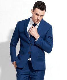 Abito uomo blu
