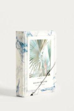 Marble Mini Instax Photo Album | Urban Outfitters