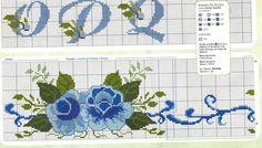 Criei este blog para dividir os gráficos que tenho, mostrar meus trabalhos, fazer amizades, compartilhar ideias e trocar experiências. Aceito sugestões e críticas para melhorar o blog cada vez mais. Se por acaso eu postar qualquer coisa que seja crédito de outra pessoa me avisem por favor. Entrem e fiquem à vontade. Beijos!!! Beaded Cross Stitch, Cross Stitch Rose, Cross Stitch Borders, Cross Stitch Flowers, Cross Stitching, Cross Stitch Patterns, Roses And Violets, Lilo E Stitch, Coming Up Roses