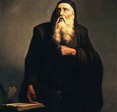 Ramon Llull (c. 1232 – c. 1315) was a philosopher, logician, Franciscan tertiary credited with writing the first major work of Catalan literature. Recently surfaced manuscripts show him to have anticipated by several centuries prominent work on elections theory. He is also considered a pioneer of computation theory, especially given his influence on Gottfried Leibniz. He was missionary in Africa. // Portrait by Ricard Anckermann, c. 1870