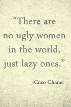 #coco #chanel via http://whoareweintheend.blogspot.com