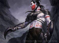 Guul Draz Assassin by namesjames on DeviantArt