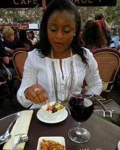 Business woman on a mission needs some fuel. #travel #african #blackdiaspora #blackisbeautiful #tasteof #beauty #entrepreneur #africanfashion #fashiontrip #marketing  #entrepreneur #investor #naija #startup #femaleentrepreneur #branding #publicity #womeninbusiness #businessman #publicrelations #businesswoman #marketingdigital #marketingtips #smallbusinesses #marketingstrategy by madamesolange1