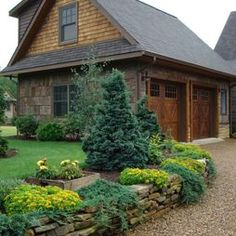 Spaces Landscaping On A Hill Design, Pictures, Remodel, Decor and Ideas - page 8