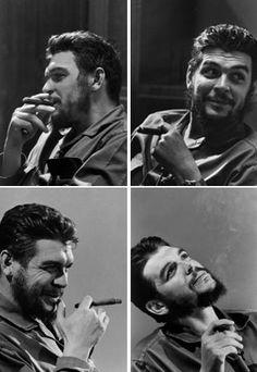 Che-Guevara- Elliott Erwitt