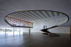 Ceiling palacio Itamaraty brasil