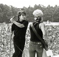 Bono and Adam