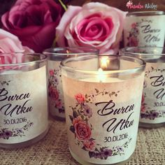 Mum düğün hediyesi / Candele wedding gift www. - - Mum düğün hediyesi / Candele wedding gift www. Olive Oil Wedding Favors, Elegant Wedding Favors, Wedding Favor Bags, Diy Wedding Favors, Wedding Gifts, Best Christmas Presents, A Christmas Story, Diy Candles, Scented Candles