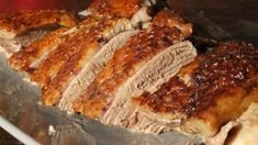 Chinese Style Simmered Duck - Morgane Recipes