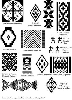 mapuche symbols
