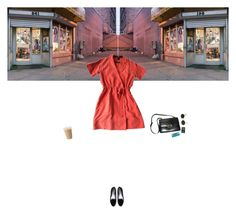 """Same Thing"" by eyeliieds ❤ liked on Polyvore featuring Marc by Marc Jacobs, Aquarelle, Hermès, Ray-Ban, women's clothing, women's fashion, women, female, woman and misses"