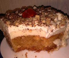 Cookbook Recipes, Cooking Recipes, Greek Recipes, Tiramisu, Pudding, Sweets, Chocolate, Ethnic Recipes, Desserts