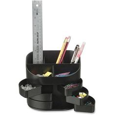Officemate Double Supply Desktop Organizer
