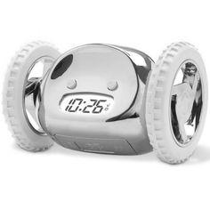 clocky inventor