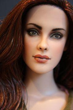 "Tonner Tyler Twilight 16"" OOAK doll repaint Kristen Stewart"