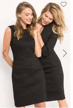 Erhältlich im online shop von orsay.com mit 4% Cashback auf jeden Einkauf als KGS Partner Partner, High Neck Dress, Dresses, Fashion, Chic Womens Fashion, Gemstones, Shopping, Curve Dresses, Turtleneck Dress