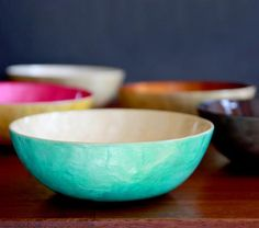 Capiz Bowls by style heaven