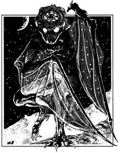 [Let's Read] AD&D 2e Spelljammer Aliens Unleashed - Horg