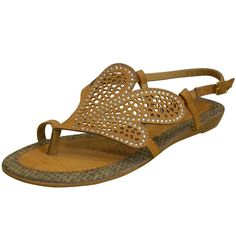 Pierre Dumas Women Aurora-3 Flat Sandals ** Want additional info? Click on the image.