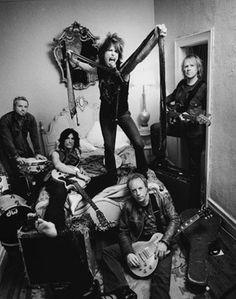 Aerosmith.