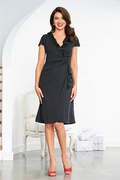 Dresses - Capture Wrap Dress