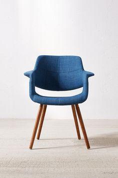 Slide View: 1: Gwendolyn Arm Chair