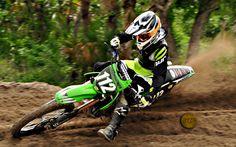 Motocross Kawasaki #Dirtbike #Kawasaki