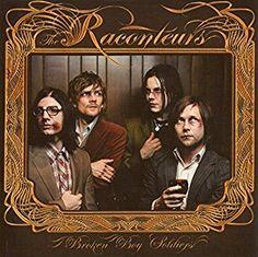 CD Broken Boy Soldiers - The Raconteurs
