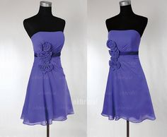 royal blue bridesmaid dress blue bridesmaid dress by okbridal, $99.99
