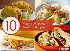 Better Than Takeout: Mexican Favorites You Can Make at Home