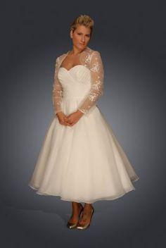 Rockabilly and Vintage Style Wedding Dresses | Bridal Studio ...