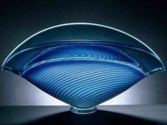 Glass Art from Chiarizia at Susan Benjamin Glass, Glass Art Gallery