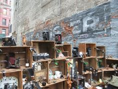 NYC Flea Markets — Chelsea Flea Market - open Sat and Sun year round 9 am to 5 pm