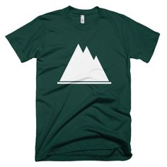 Butte a 100% cotton minimal graphic tee!