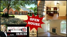 YOU DO NOT want to miss this OPEN HOUSE!!! Sunday, July 24, 2-4 pm. Located at 187 Cread Court, Winston-Salem, NC 27127. You will fall in love with the open floor plan with soaring ceilings and natural light. With over a decade of experience with buyers and sellers in the Triad area, and ranked as a top 1% agent in production in the Winston-Salem Association of Realtors, Ashley Lay & Associates team is your go-to source for all things real estate.