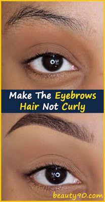 Curly Eyebrows : curly, eyebrows, Eyebrows, Curly, Eyebrows,, Tweezing