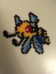 Pärlplatta Pokémon Beedrill