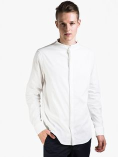 hannibal collection Hemd Jaylen Off-White