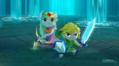 The Legend of Zelda: Final Battle by Eva Eskelinen