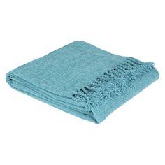 Coperta maglia ciniglia azzurra € 22,99   ZARA HOME Italia
