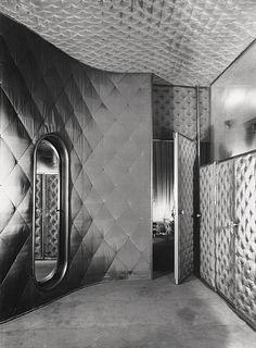 Casa Devalle, Carlo Mollino.  Turin, Italy. 1939-40
