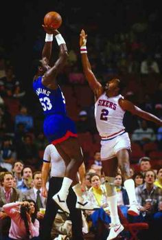 Two legends, gone too soon. Beloved members of the NBA family Darryl Dawkins & Moses Malone will truly be missed.