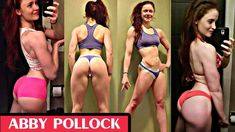 ABBY POLLOCK Workout Full Body Fitness Motivation