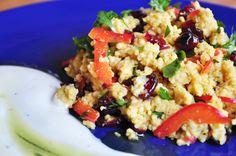 """Uma pitanga na cozinha: Couscous """"marroquino"""" do meu jeito"""