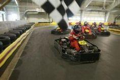 Boston, Braintree - indoor go-kart racing Indoor Go Kart Racing, Karting, F1 Racing, Indy Cars, In Boston, Road Trips, Funny Things, Fun Stuff, Graduation