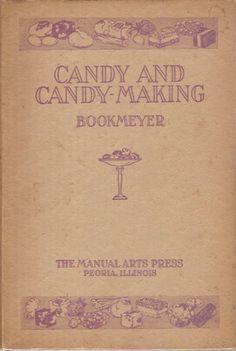 candy and candy-making