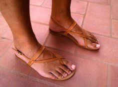 Sandalo Mod. Scarlino Sandals Mod. Scarlino