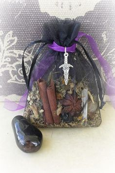 Your place to buy and sell all things handmade Wiccan Magic, Wiccan Witch, Wiccan Spells, Witchcraft, Jar Spells, Mojo Bags, Wiccan Spell Book, Sachet Bags, Herbal Magic