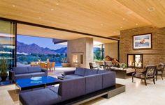 indoor outdoor fire places